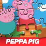 Peppa Pig Jigsaw Puzzle Planet