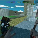 Pixel Fps SWAT Command blocky combat