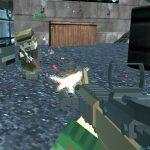 Pixel GunGame Arena Prison blocky combat