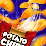 Potato Chips Factory Game