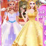 Princess dress up: International Fashion Stylist