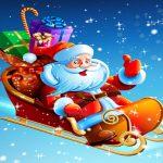 Ride Safely Santa