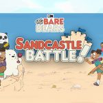 SandCastle Battle – We Bare Bears