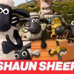 Shaun the Sheep Jigsaw Puzzle