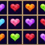 Sliding Hearts Match 3