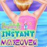 Sophie Instant Makeover