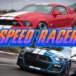 SPEED RACER GO