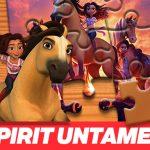 Spirit Untamed Jigsaw Puzzle