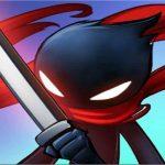 Stickman Samurai Katana