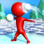 StickMan Snow Fight