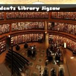 Students Library Jigsaw