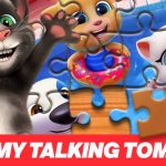 Talking Tom and Friends Jigsaw Puzzle