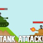 Tanks attack!