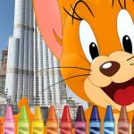 Tom and Jerry Coloring