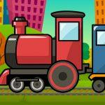 Train Jigsaw