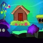 Violaceous House Escape