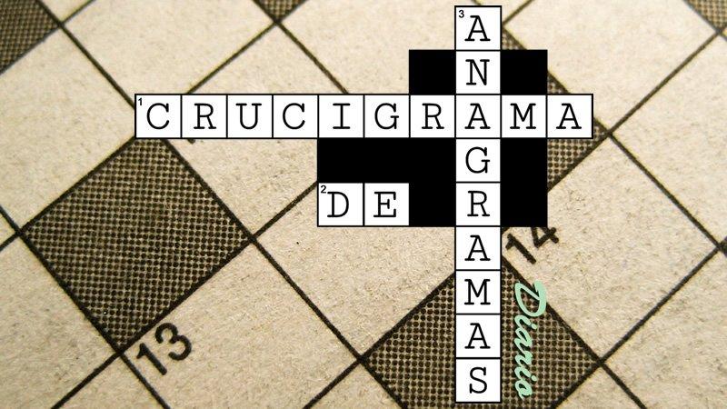 Image Crucigrama de Anagramas Diario