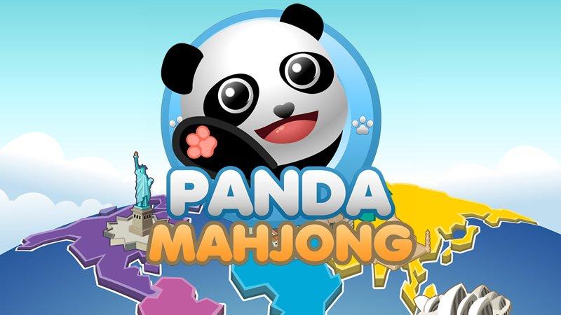Image Panda Mahjong